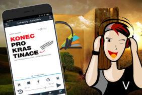 Aplikace Audiolibrix: česky čtené audioknihy do vašeho telefonu