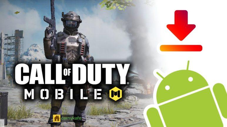 Call of Duty Mobile 📲 Jak stáhnout a nainstalovat herní pecku roku 2019