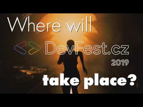 DevFest.cz 2019 venue