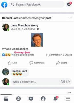 facebook neukazuje lajky