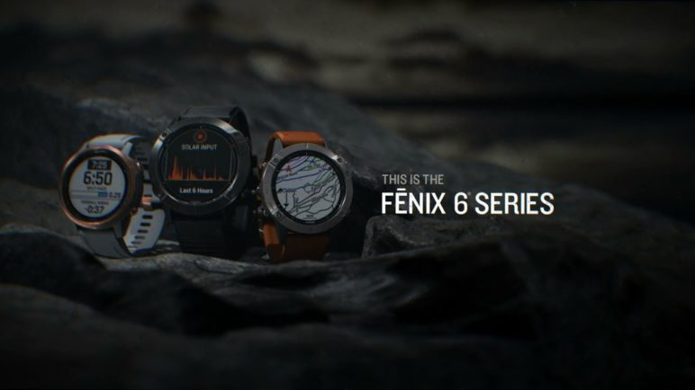 Garmin: Introducing the fēnix 6 series