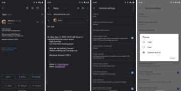 gmail tmavý režim 1
