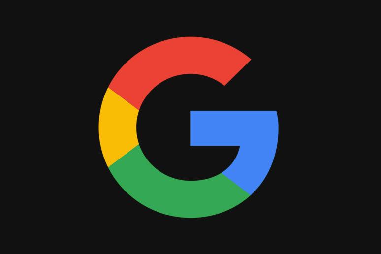 google tmavý režim