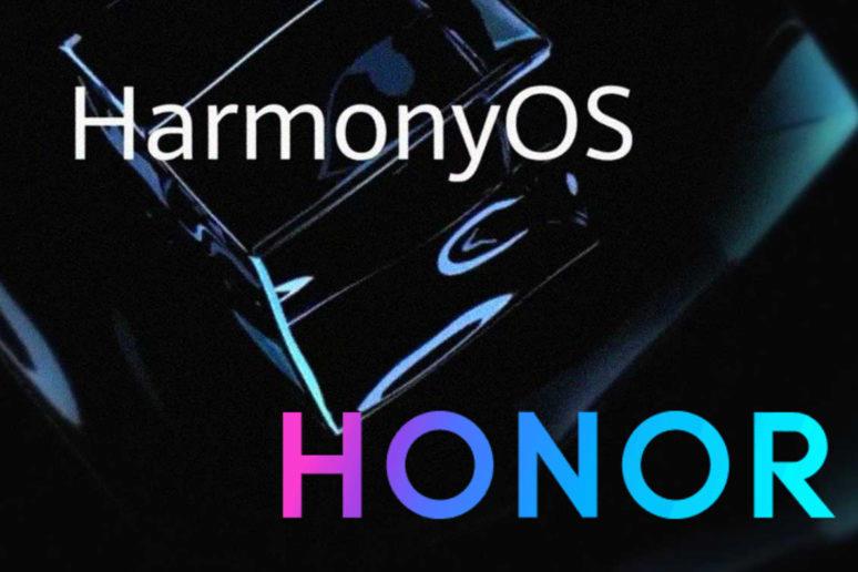 harmony os honor vision