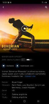 HBO GO Bohemian Rhapsody