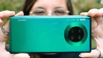 Huawei Mate 30 Pro google aplikace