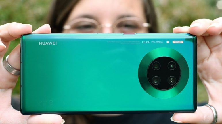 Huawei Mate 30 Pro Camera Image Quality review