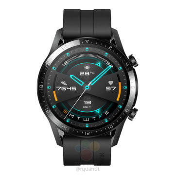 Huawei Watch 2 GT Sport displej