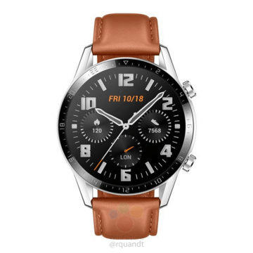 Huawei Watch GT 2 displej