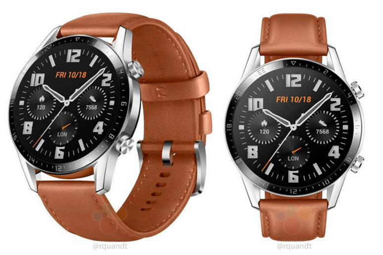 huawei watch gt 2 leak