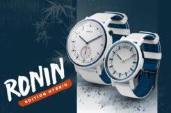 hybridni hodinky misfit ronin