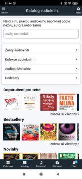 Katalog Audiolibrix