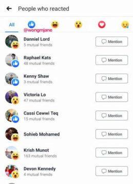 lajky facebook