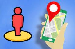 navigace google street view