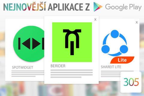 Nejnovější aplikace z Google Play #305: půjčte si elektrický skútr