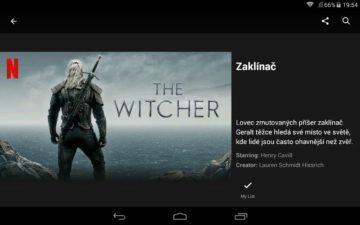 Netflix CZ zaklínač witcher