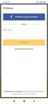 Přihlášení do Scuk.cz