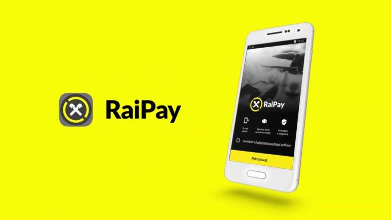 RaiPay - plaťte rychle a pohodlně