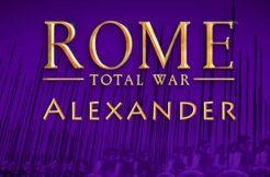 Rome Total War – Alexander titul