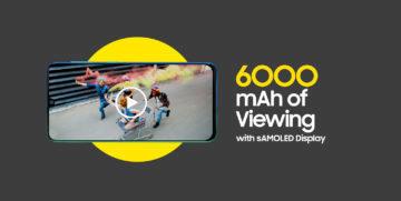 Samsung Galaxy A30s video