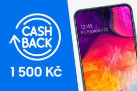 telefon Samsung Galaxy A50 akce