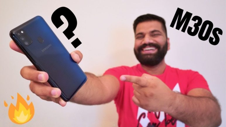 Samsung Galaxy M30s Exclusive First Look - 6000mAh, sAMOLED, Triple Cam & more...🔥🔥🔥