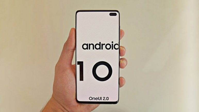 Samsung Galaxy S10 Android 10 One UI 2.0 FIRST LOOK!