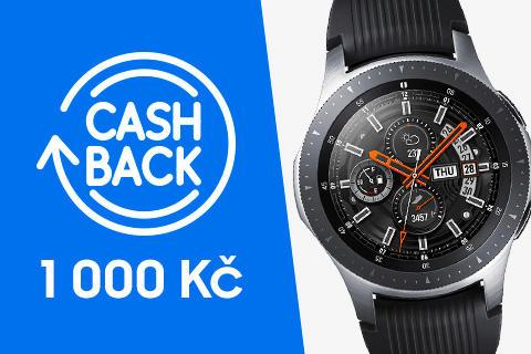 Hodinky Samsung Galaxy Watch 46mm akce