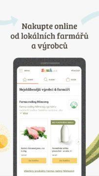 Vyberte si z produktů od farmářů