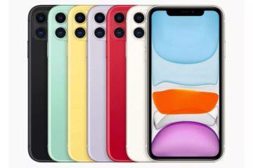 apple a13 bionic iphone 11