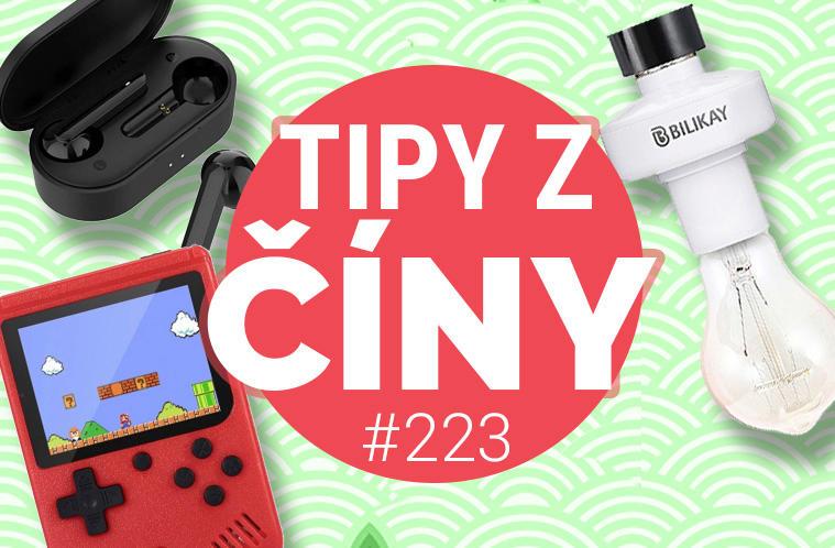 Tipy z ciny 223 - QCY T3 bezdrátová sluchátka