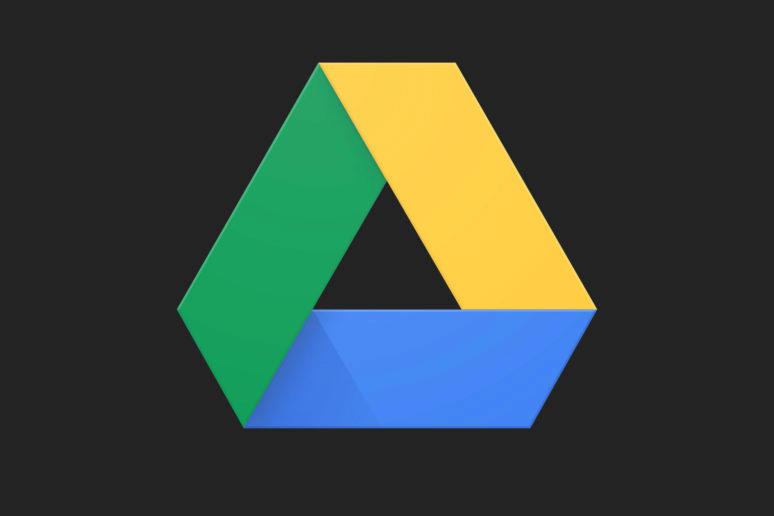 tmavý režim google drive
