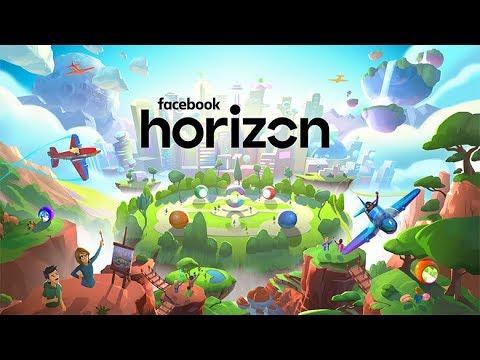 Welcome to Facebook Horizon