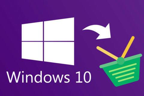 Windows 10 Pro ve slevě za výhodnou cenu