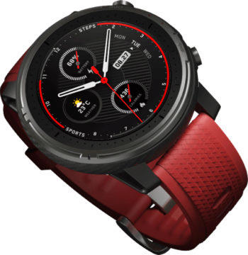 Xiaomi Amazfit Stratos 3 displej