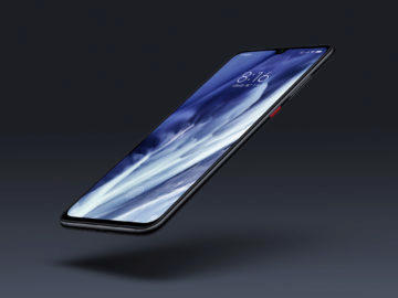 Xiaomi Mi 9 Pro 5G displej