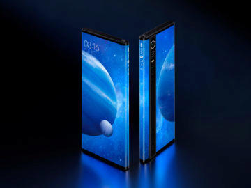 Xiaomi MI Mix Alpha design