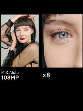 xiaomi mi mix alpha 108 megapixelů
