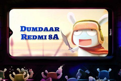 Xiaomi Redmi 8A titulka
