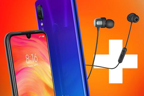 Xiaomi Redmi Note 7 dárek