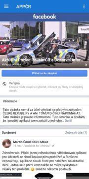 Aktuální Pozice Policie ČR a Dopravní Informace