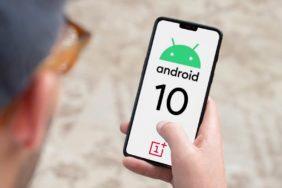 Android 10 pro starší telefony OnePlus