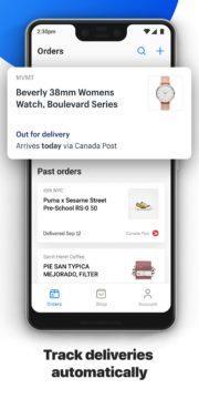 Arrive - Package Tracker - sledujte své zásilky z Číny
