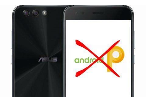 ASUS ZenFone 4 Android 9