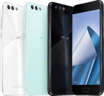 ASUS ZenFone 4 varianty