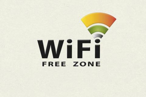 bezplatná wifi
