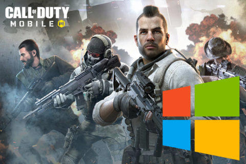 call of duty mobile pc emulator