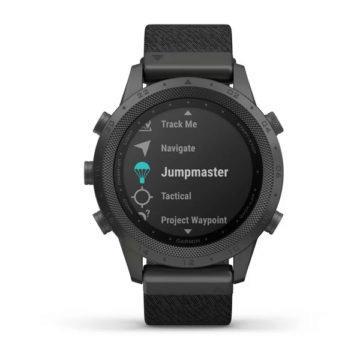 Chytre hodinky garmin marq commander aplikace