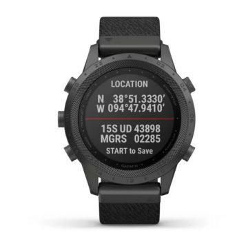 Chytre hodinky garmin marq commander lokace