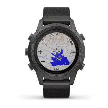 Chytre hodinky garmin marq commander mapa